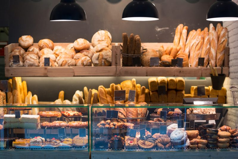 Different Types of Bakeries