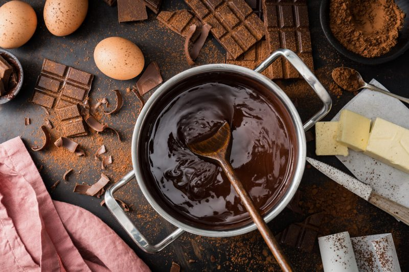 Baking with Chocolate Everything You Wanted to Know