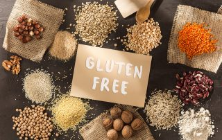 Baking with Gluten Free Flours Quick Guide