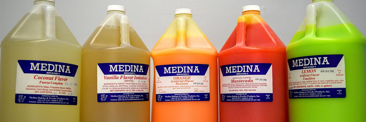 Medina Flavors and Emulsions