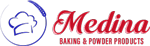 Medina Baking & Powder Products Logo
