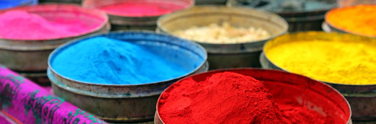 Powder Food Colors