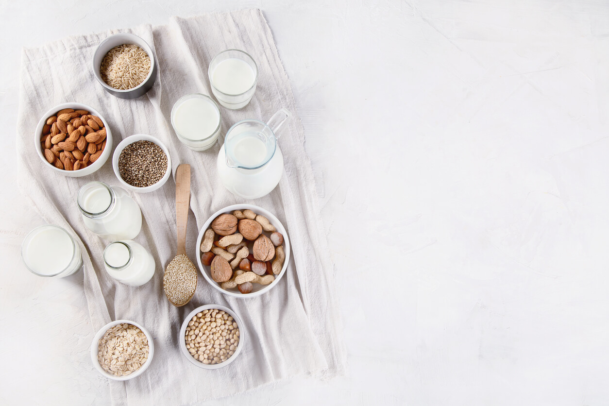 Dairy and non dairy products for cooking