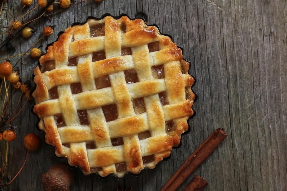 How to Freeze an Apple Pie Before Baking It?